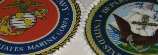 the level detail of a a digital logo or photo on your cake adds a degree of professionalism to your event.